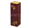 Paper Gift Box Hard Case Wine Carrier with Logo Printing