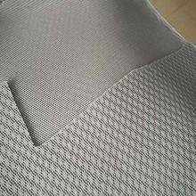 Alibaba promotional 100% polyester sandwich mesh fabric