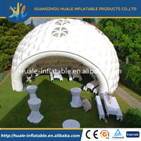 Inflatable arch party tent, inflatable lawn tent for sale