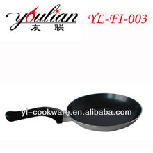 2015 new hot sale high quality Aluminum Non-stick ceramic Frypan/Frying Pan With Polishing