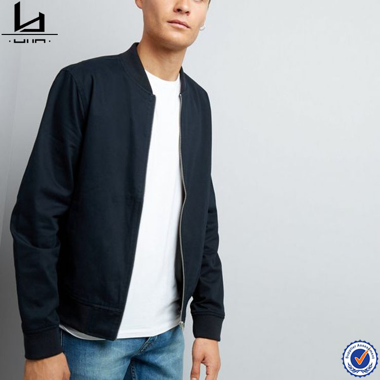 High quality hot selling custom sports jacke coat men
