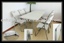 wall mounted folding tables and chairs for events