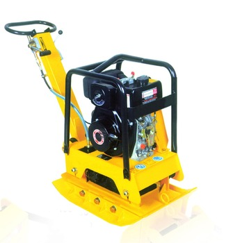 Mechanical control 175kg weight plate compactor