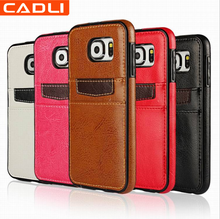 Hot Sale Manufacturing 5.5 inch Leather Android Phone Case For iPhone 7 PLUS