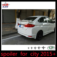 Wholesale high quality ABS plastic rear spoiler for city 2014+