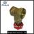 Commercial No-Rising stem Brass gate valve