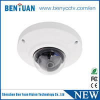 BenYuan hot-sale 1.3megapixel IP 180 degree Panoramic Fish eye camera