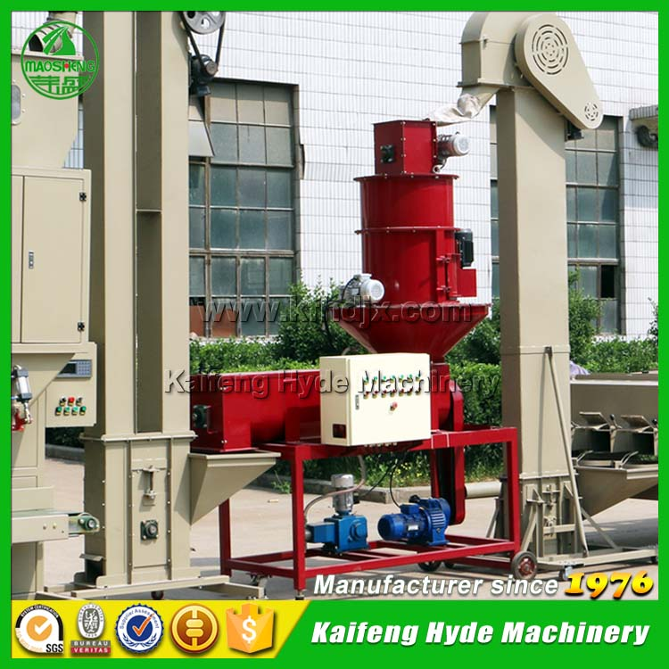 5BG large capacity long grain white rice seed treater