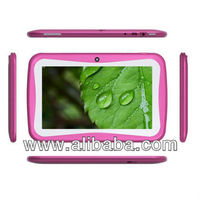 Children's tablet pc 7-inch A13 single core Android 4.0