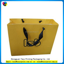 Customized printed led paper bag