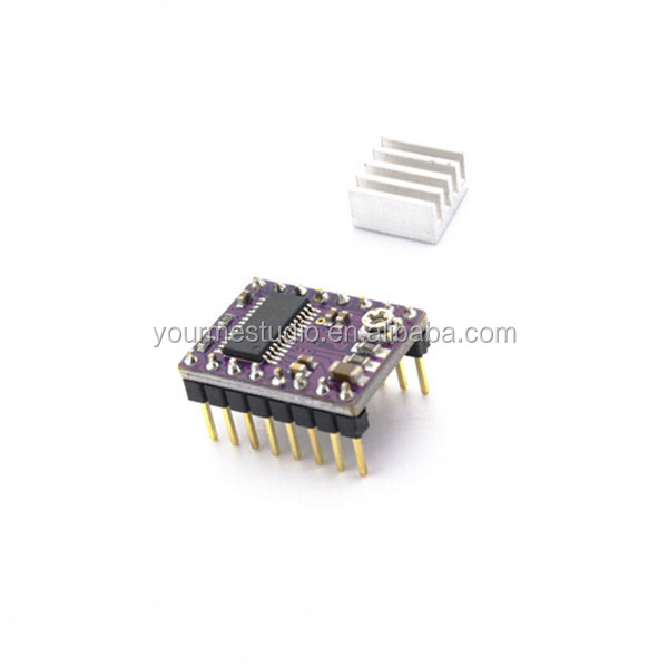3D Printer 4 Layer PCB DRV8825 Stepper Motor Drive For Reprap