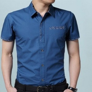 latest style model shirt slim fit branded shirt