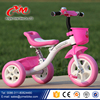 china wholesale ce approved children toy tricycle/new model baby tricycle bike/3 in 1 baby tricycle