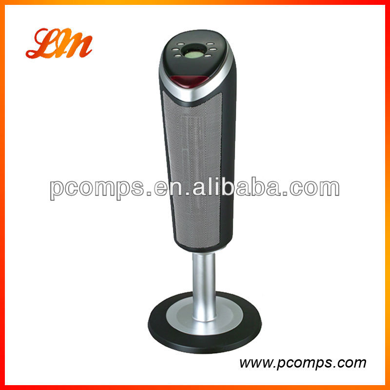 Standing PTC Heater with Power Indicator Light