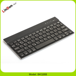 CE&ROHS wireless led keyboard for EU and US