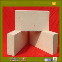 high aluminum refractory thermal insulation fire bricks sale