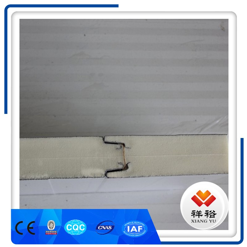 new arrival rock wool sandwich panel with modern design