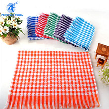100% organic cotton white herringbone weave dish towel