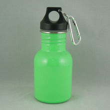 Gift for kids double wall stainless steel sport water bottle with bottle cap