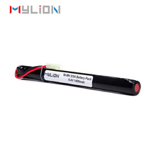 high quality Small 7Cell 2/3A 8.4V 1400mah Rechargeable ni-mh Battery