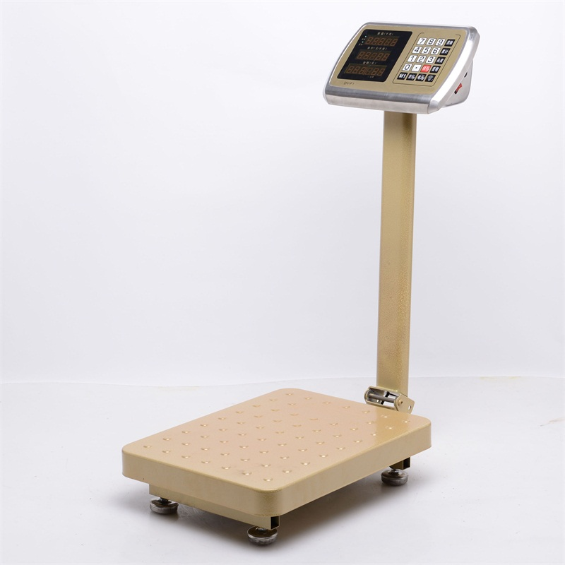Digital Weighing Pricing Bench Electronic Platform Scale