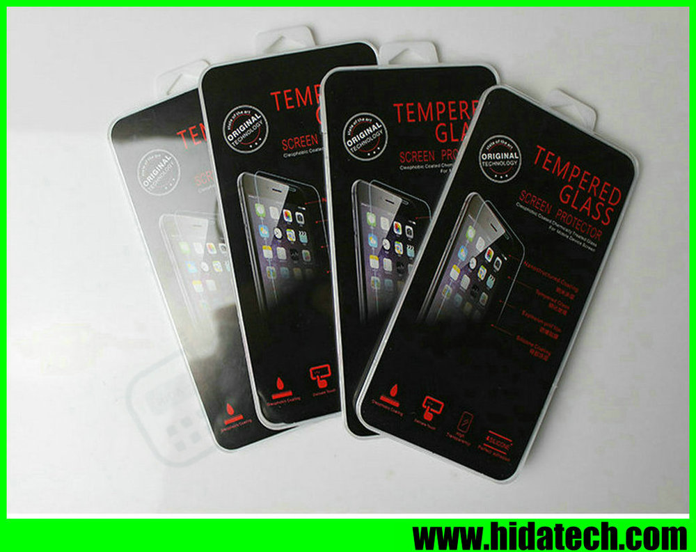Wholesale 2.5D 9H Mobile Phone Tempered Glass Screen Protector Clear/Mirror/Matte/Privacy Screen Protector