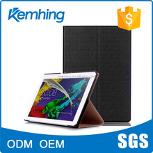 2017 hot selling design pu leather case for Lenovo TAB2 X30F A10-30/TAB2 A10-70 tablet cover