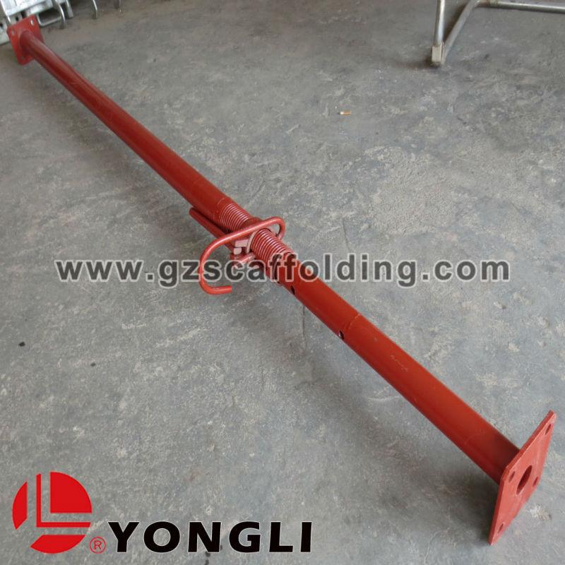 Adjustable Steel Post Shores : Galvanized heavy duty adjustable steel jack post shore