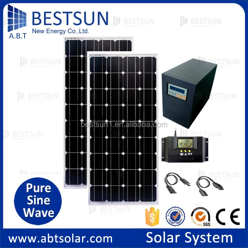BESTSUN 800W China Factory best solar photovoltaic energy products