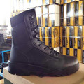 enhanced rubber outsole army elites military training combat boots for special force