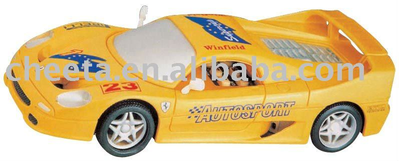 cartoon F1 racing car telephone
