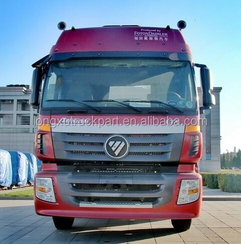 Foton AUMAN ETX heavy tractor trucks, 380hp 6x2 truck for sale