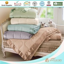 fashion down blanket with many colors for home