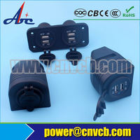 alibaba email address UK BS Double USB wall switch socket One gang 13A 250V charger