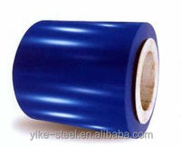 Prime color coated steel galvanized iron sheet coil