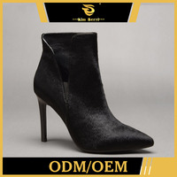 Highest Quality New Coming Shoes Made In Korea Calf Fashion Lady Boots Sexy Women