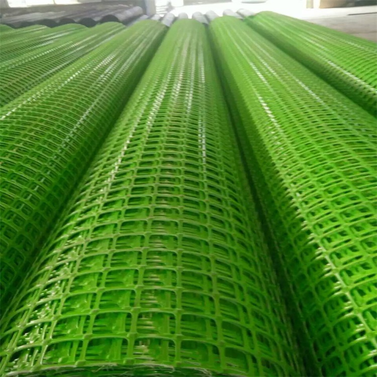 15-40 kn/m pp biaxial geogrid