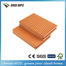 WPC composite decking outdoor flooring with cheap price