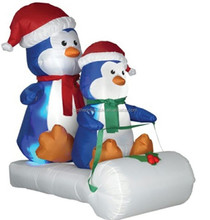 large high quality christmas inflatable cartoon santa claus/Chiristmas giant inflatable Best Price