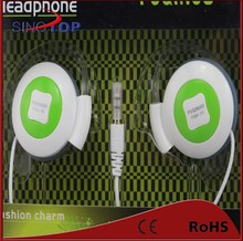 Wholesale Best Stereo Sound Mobile Phones Cheap hook Ear Earphone