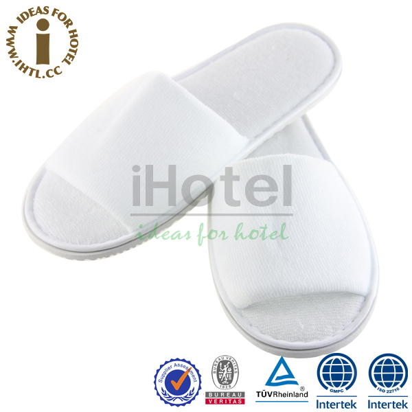Big Discount USD 0.299 Soft Massage Hotel Terry Slipper for Man
