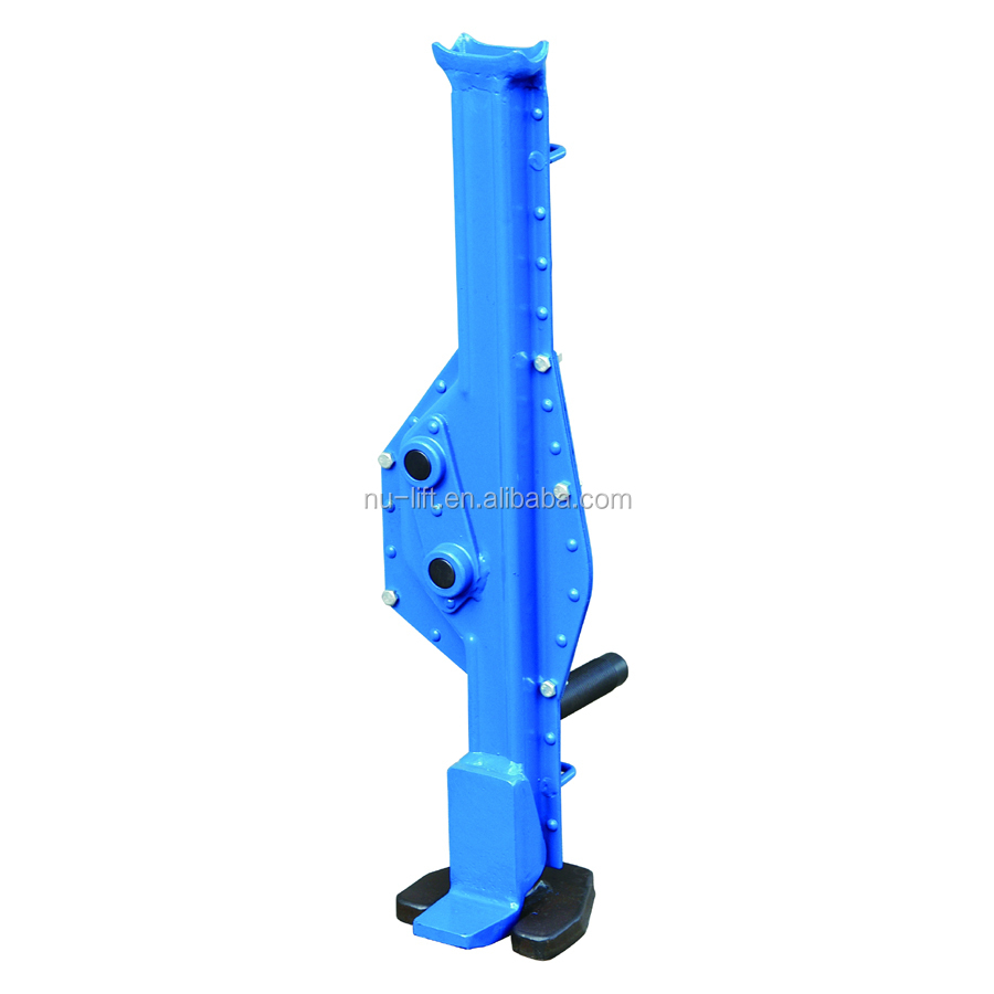 Low Profile Rack Mechanical jack