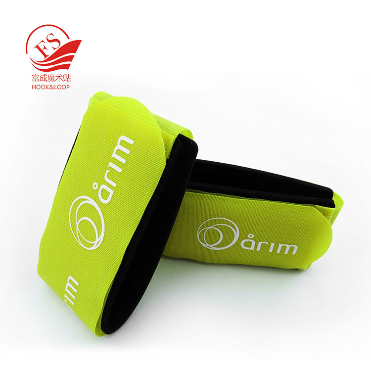 shenzhen sporting binding goods belt skiing band snowboard fastener and binding strap