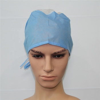 Disposable Non-woven Surgical Cap