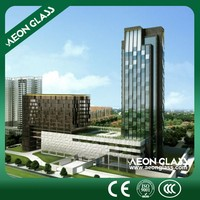 Innovative Design Fabrication and Engineering - Frame Supported Glazing Curtain Wall