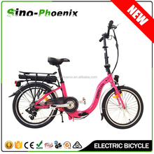 New model Foldable electric bicycle with 36V Lithium Battery ( PN-EBN202Z )