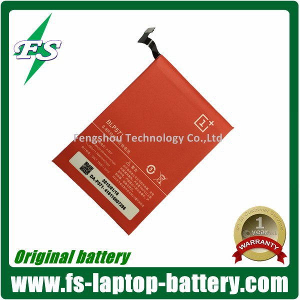 Hot sale For ONEPLUS ONE 1+ AOOO1 BLP571 3.8V 3100mAh STANDARD BATTERY