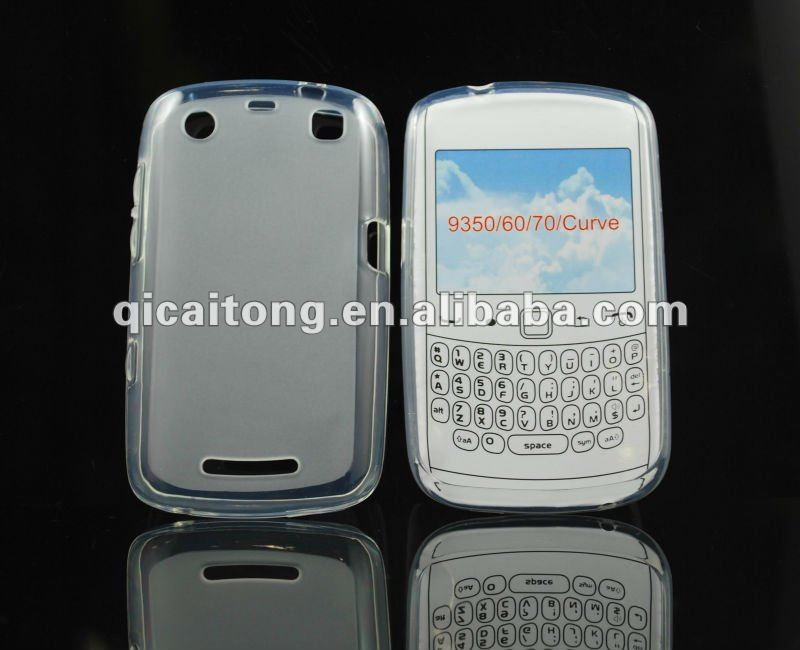 cellphone tpu puding case for blackberry apollo 9360/60/70/curve