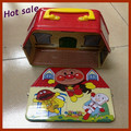 New arrival kids lunch box with lock and handle