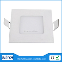 Energy saving SMD 6w 10w 12w 15w 18w 20w 25w ip44 led square ceiling light panel
